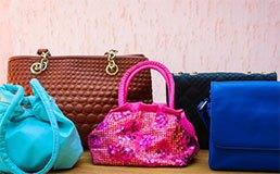 bags belts wallets